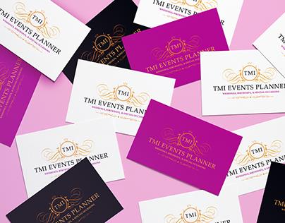 Events Planner | Logo Design