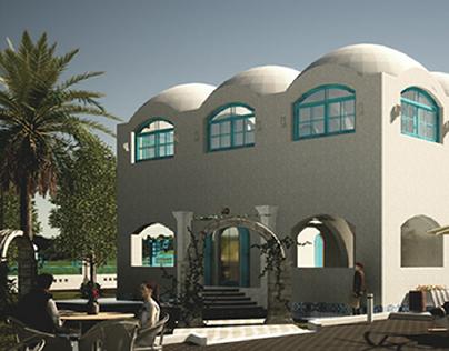 Exterior Villa 14