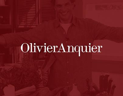 Olivier Anquier | Bakery | Restaurant | Identity