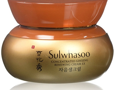 Concentrated Ginseng Renewing Cream EX