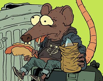 Trash Rat