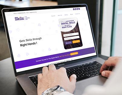 Skilz - The learning hub.
