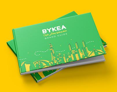 Bykea | Brand Identity | Brand Guide