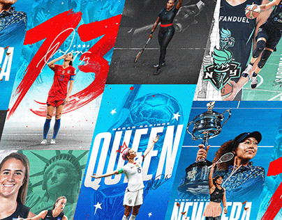 STN Digital | Women's History Month (Sports on Prime)