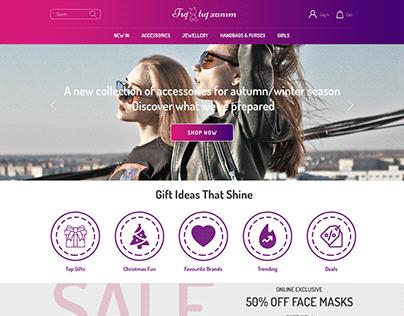 Accessory Store - Web Site