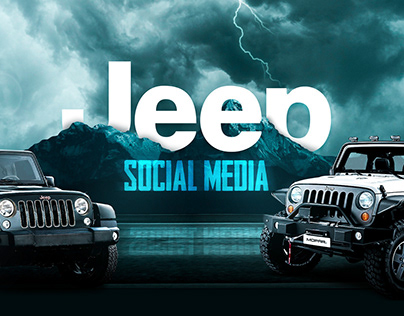 Jeep Social Media | Concept Manipulation Project