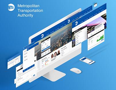 MTA (NYC Transit) Responsive Web Redesign | Case Study