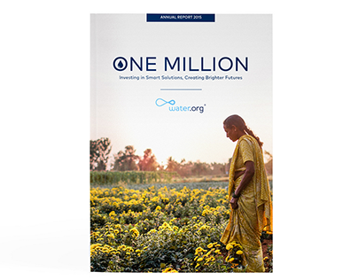 Water.org 2015 Annual Report