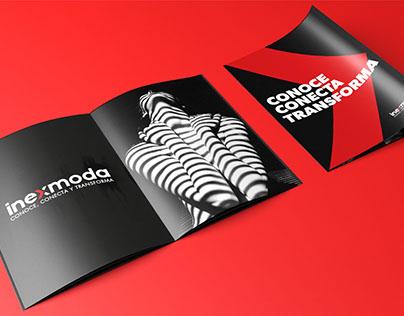 INEXMODA, Brand Identity + Brand Architecture