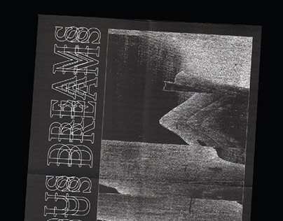 ANXIOUS DREAMS — The Metamorphosis, Franz Kafka Poster