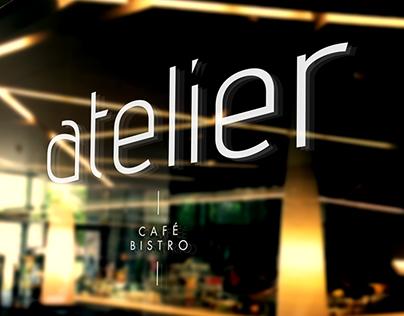 atelier / café & bistro / branding & website