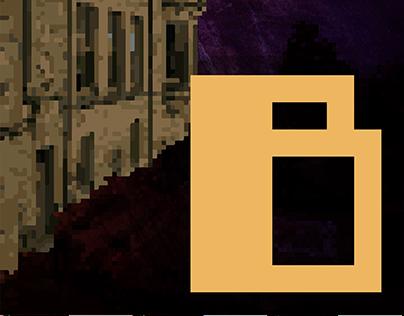BIT NOIRE: Free Typeface