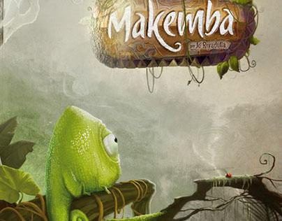 MAKEMBA - Libro ilustrado