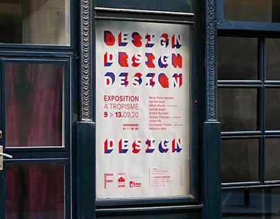 """Exhibition """"Design"""" - France Design Week 2020"""