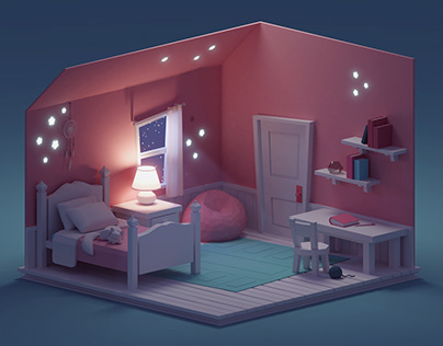 Quick Cute Room