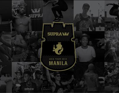 Supra Asia Tour Manila