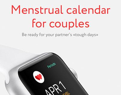 MagicWand - Menstrual app