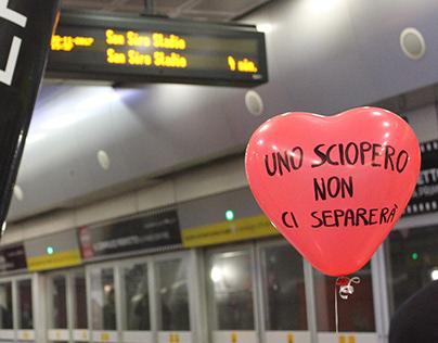 Amore pendolare - dediche per mezzi pubblici