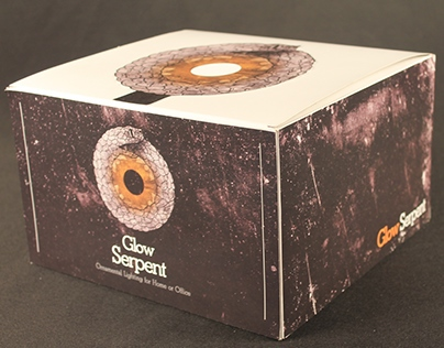 Glow Serpent-Branding/Package Design
