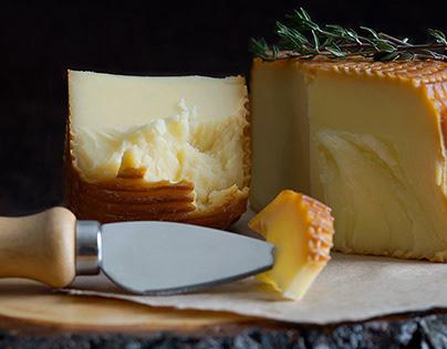 Bucolic Cheese Photography