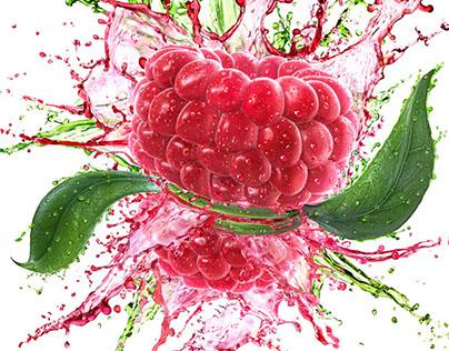Lipton Raspberry