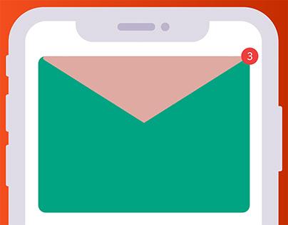 App Marketing in 2018. Email Letter Design