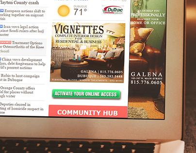 Vignettes Digital Ad Campaign