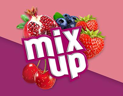 Hall's MixUp Concept