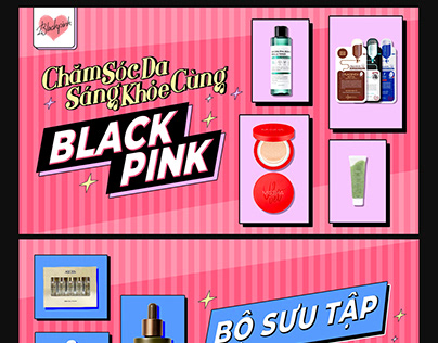 BLACK PINK - Shoppe mall