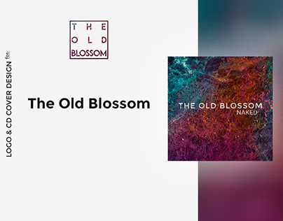 The Old Blossom: Logo and EP Cover design