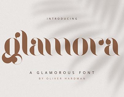 Glamora Font