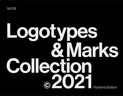 Logofolio Vol 8 - Pandemic Edition