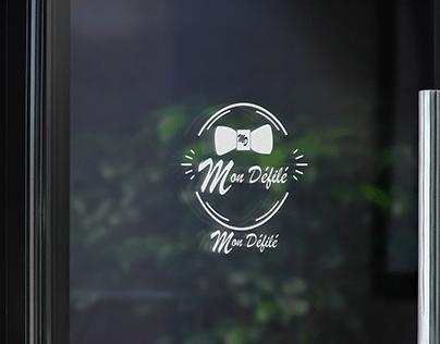 Création de logo - Boutique Mon Défilé