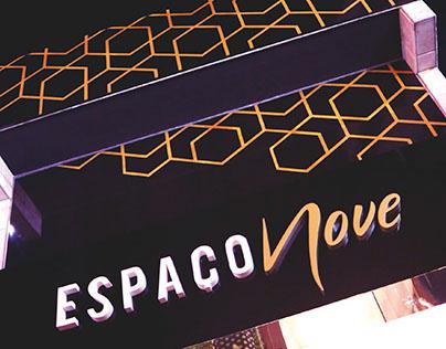 Espaço Nove -Branding