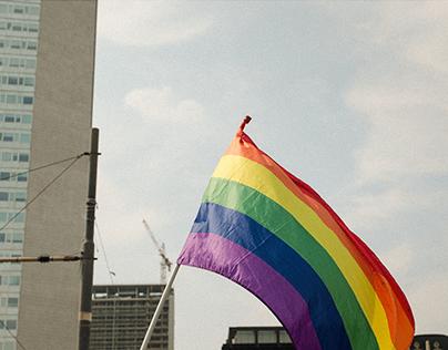 Hidden narratives — Pride series