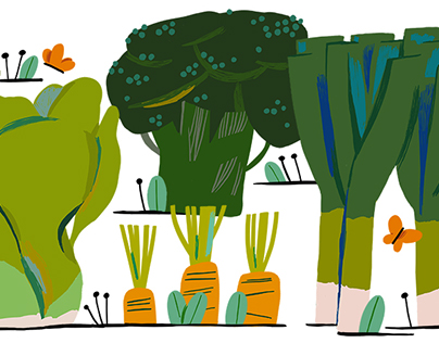 The Vegetable Forest