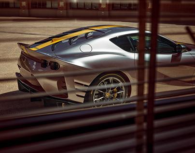 Ferrari 812 competizione limited edition