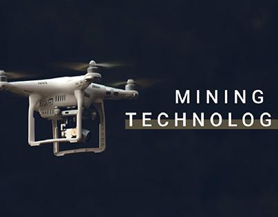 «Innovations» Mining technologies website