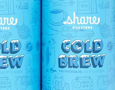Share Cold Brew