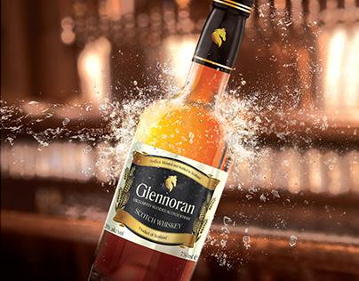 Label - Glennoran Scottish Whisky