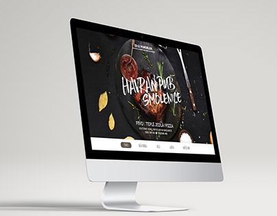 Havran Pub Website