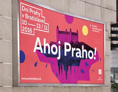 Prague days in Bratislava