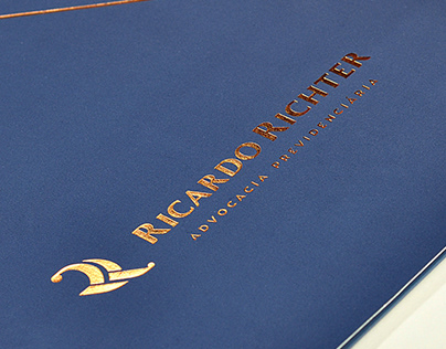 Ricardo Richter - Identidade Visual | Website