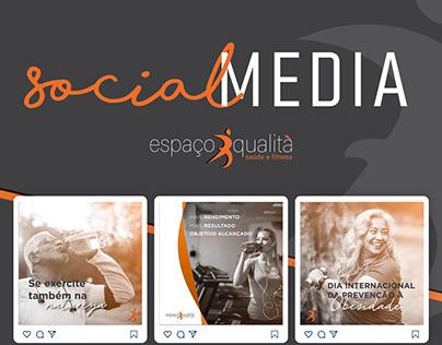Social Media | Espaço Qualità