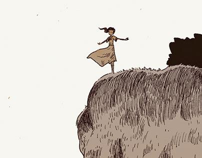 Tres Castillos graphic novel