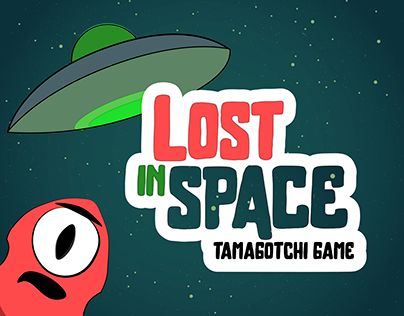 """UI design and """"""""game dev"""""""" for """"game"""" Lost in Space"""