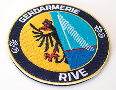 GENEVA POLICE DEPARTMENT / Multiples Designs