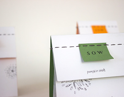 sow - packaging design