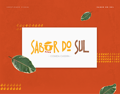 Sabor do Sul | BRANDING