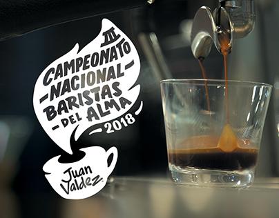 III Campeonato Nacional Baristas del Alma - Juan Valdez